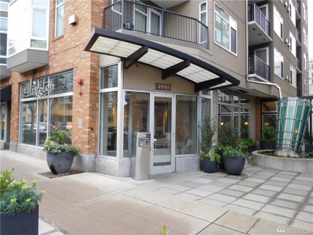 2801 1st St #805, Seattle, WA 98121 (#1403012) :: Icon Real Estate Group