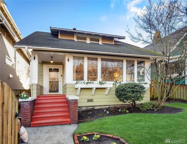 4055 SW Prince St, Seattle, WA 98116 (#1403118) :: KW North Seattle