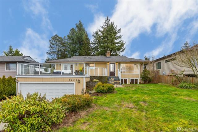 18424 4th Ave SW, Normandy Park, WA 98166 (#1403170) :: Keller Williams Realty Greater Seattle