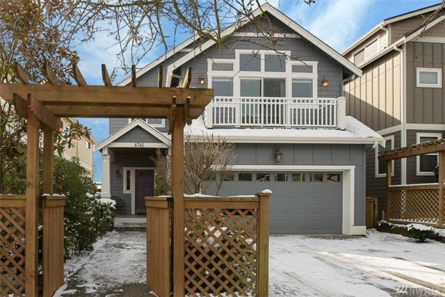 4741 University View Place NE, Seattle, WA 98105 (#1403172) :: Homes on the Sound