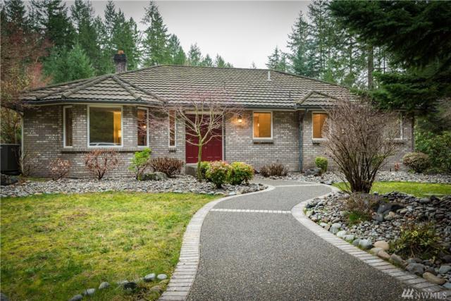4446 SE Nelson Rd, Olalla, WA 98359 (#1403259) :: Homes on the Sound