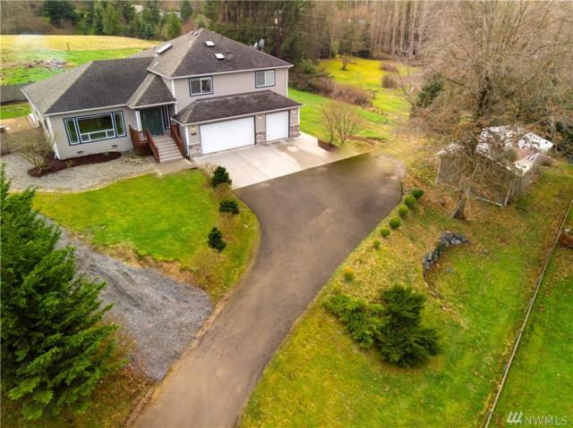 17510 100th St SE, Snohomish, WA 98290 (#1403318) :: Homes on the Sound