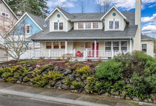 756 NE Brookcliff Lane, Bainbridge Island, WA 98110 (#1403320) :: Homes on the Sound
