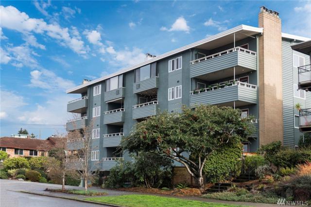 75 E Lynn St #204, Seattle, WA 98102 (#1403371) :: Ben Kinney Real Estate Team