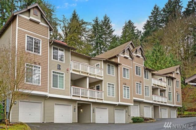 18505 SE Newport Wy SE D-216, Issaquah, WA 98027 (#1403373) :: Real Estate Solutions Group