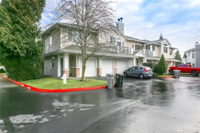 5911 S 231st St 18-1, Kent, WA 98032 (#1403426) :: Homes on the Sound