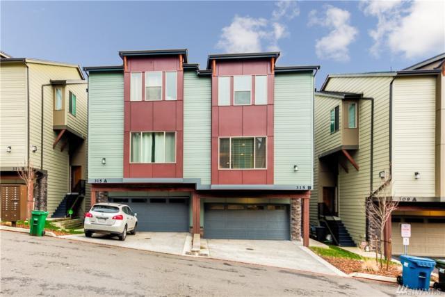 315 S 47th St B, Renton, WA 98055 (#1403478) :: Lucas Pinto Real Estate Group