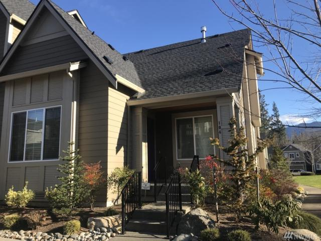 7426 Better Way Lp SE #104, Snoqualmie, WA 98065 (#1403501) :: Homes on the Sound