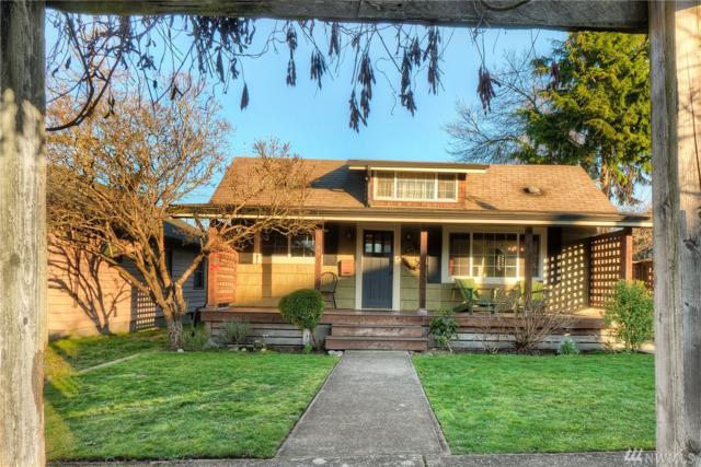 3709 S L St, Tacoma, WA 98418 (#1403581) :: Homes on the Sound