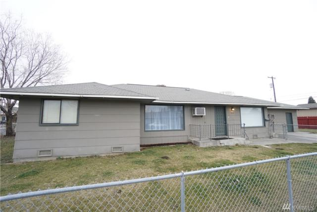 915 4th Ave SE, Quincy, WA 98848 (#1403648) :: Homes on the Sound