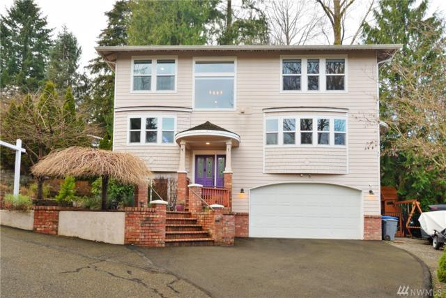 19041 53rd Ave NE, Lake Forest Park, WA 98155 (#1403690) :: Ben Kinney Real Estate Team