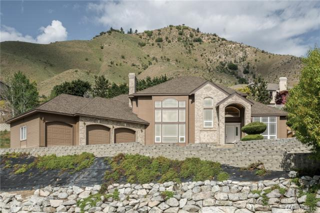 752 Castle Heights Dr, Wenatchee, WA 98801 (#1403705) :: Pickett Street Properties