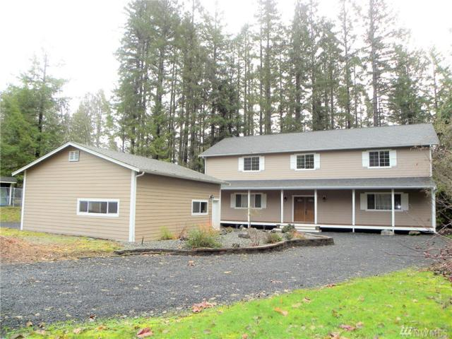 321 NE Snowcap Dr, Tahuya, WA 98588 (#1403741) :: KW North Seattle