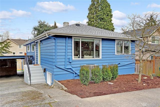 906 N 93rd St, Seattle, WA 98103 (#1403789) :: Lucas Pinto Real Estate Group