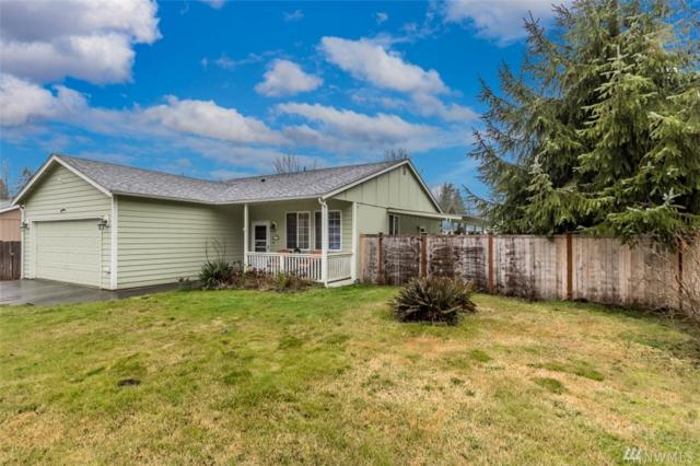 25204 39th Ave E, Spanaway, WA 98387 (#1404063) :: Ben Kinney Real Estate Team