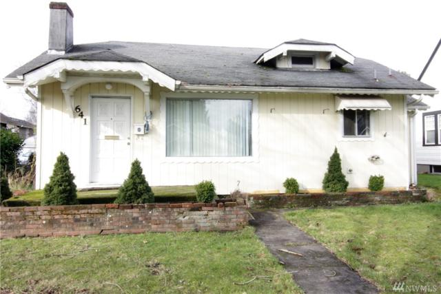 641 22nd Ave, Longview, WA 98632 (#1404080) :: Homes on the Sound