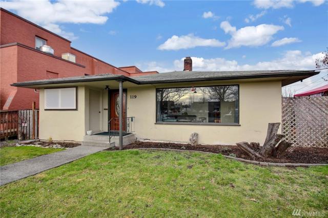 119 E Division St, Arlington, WA 98223 (#1404132) :: Ben Kinney Real Estate Team