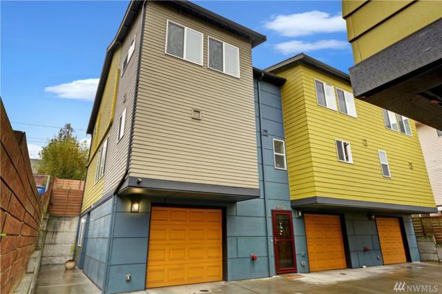 8406 Delridge Wy SW A, Seattle, WA 98106 (#1404161) :: The Deol Group