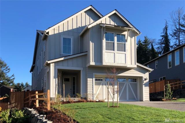 31306 43rd Place SW #2, Federal Way, WA 98023 (#1404200) :: Homes on the Sound