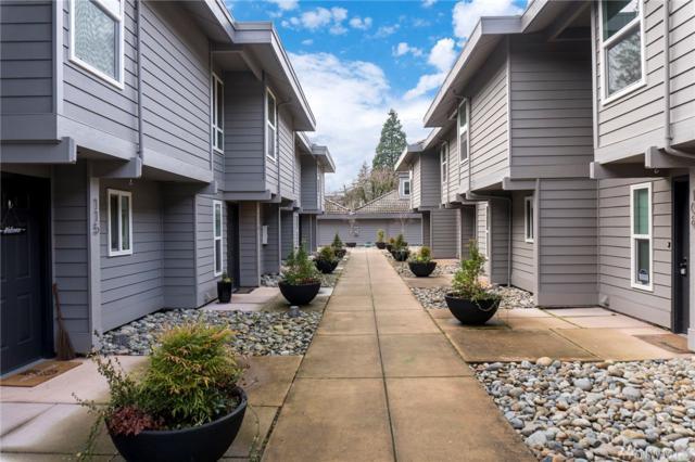 10007 NE 12th St #110, Bellevue, WA 98004 (#1404226) :: Homes on the Sound