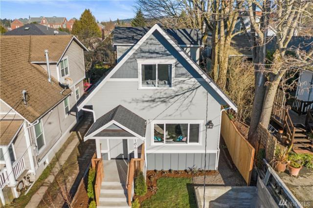 106 NW 77th St, Seattle, WA 98117 (#1404293) :: HergGroup Seattle