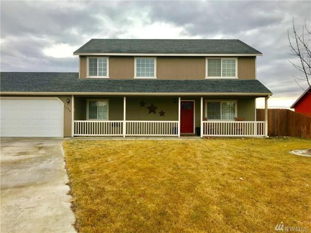 1458 S Cougar Dr, Moses Lake, WA 98837 (#1404332) :: Homes on the Sound