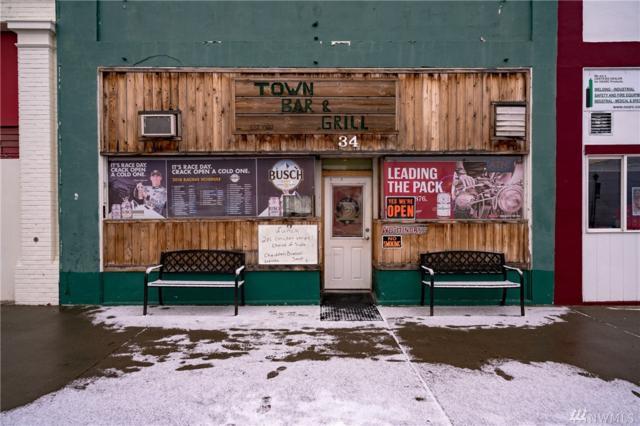 34 Main St, Mansfield, WA 98830 (#1404447) :: Hauer Home Team