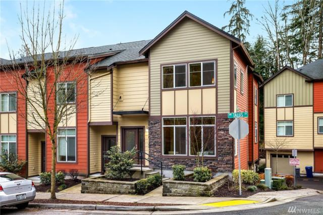 2129 NW Talus Dr #66, Issaquah, WA 98027 (#1404476) :: Homes on the Sound