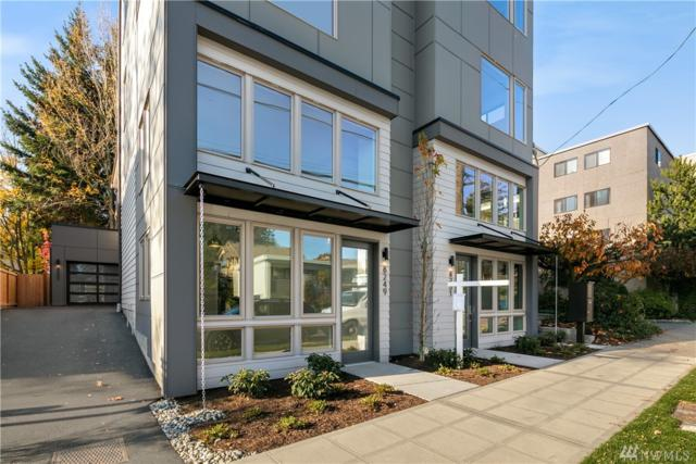 8249 20th Ave NE, Seattle, WA 98115 (#1404500) :: Homes on the Sound