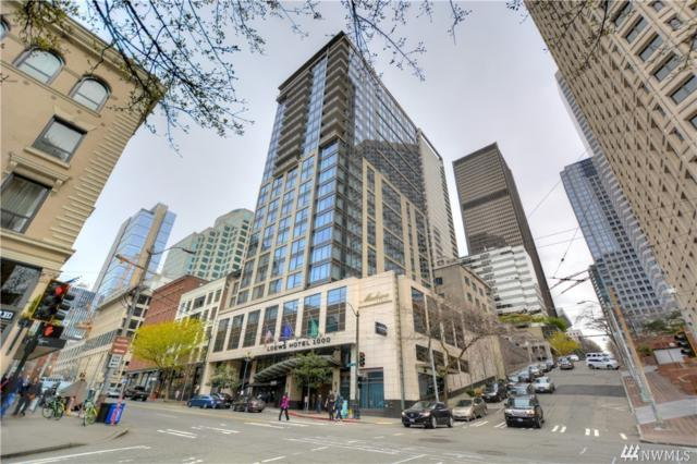 1000 1st Ave #2304, Seattle, WA 98104 (#1404501) :: Better Homes and Gardens Real Estate McKenzie Group