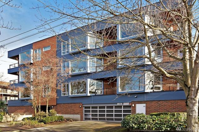 2328 Fairview Ave E #201, Seattle, WA 98102 (#1404503) :: Homes on the Sound