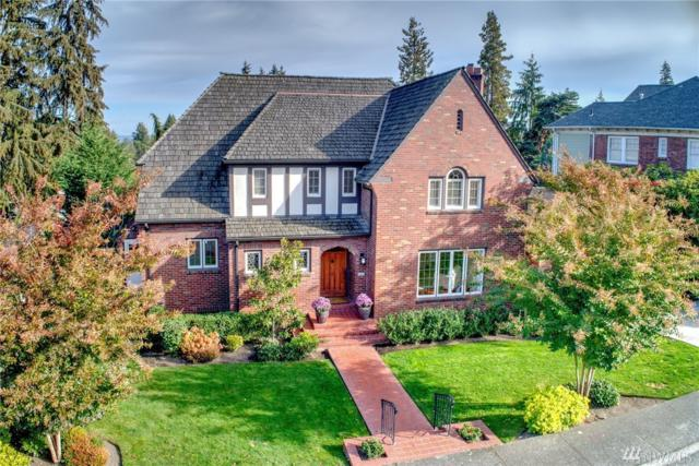 1414 Shenandoah Dr E, Seattle, WA 98112 (#1404633) :: Homes on the Sound
