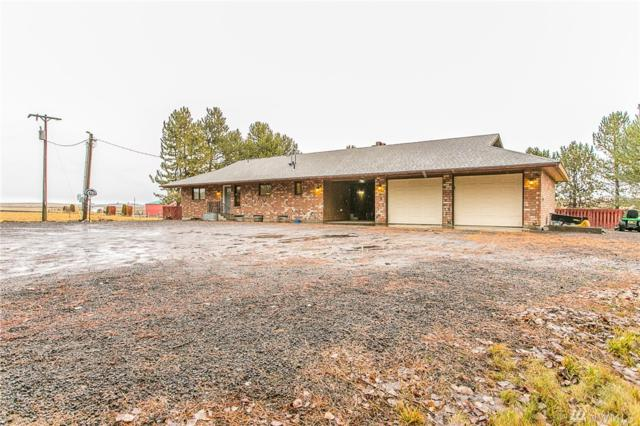 1293 N Newland Rd, Ritzville, WA 99169 (#1404819) :: Homes on the Sound