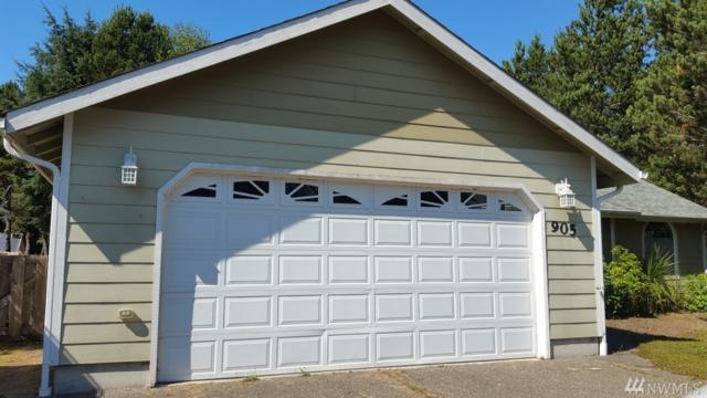 905 Surf St, Westport, WA 98595 (#1404858) :: Homes on the Sound