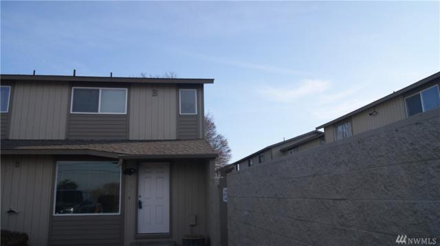 2313 Sylvester St B1, Pasco, WA 99301 (#1404904) :: Homes on the Sound