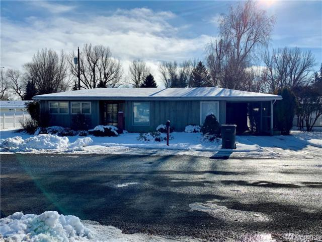 418 NE Cliff Ave, Wilbur, WA 99185 (#1404975) :: Homes on the Sound