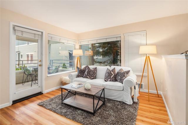 3910 Whitman Ave N #2, Seattle, WA 98103 (#1405050) :: Kwasi Homes