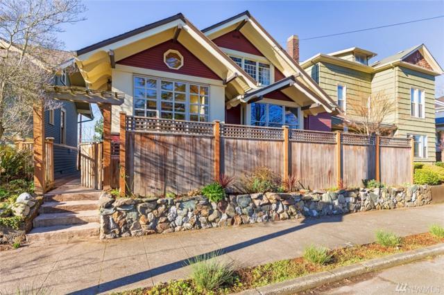 1121 31st Ave S, Seattle, WA 98144 (#1405270) :: Pickett Street Properties