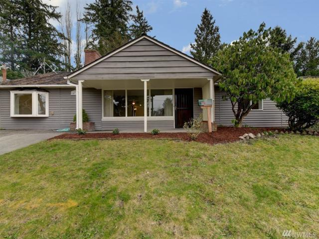 14716 22nd Ave NE, Shoreline, WA 98155 (#1405284) :: Homes on the Sound
