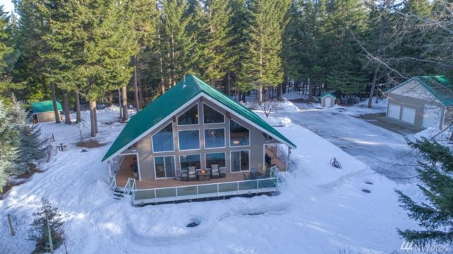 691 Big Horn Wy, Cle Elum, WA 98922 (#1405435) :: Homes on the Sound