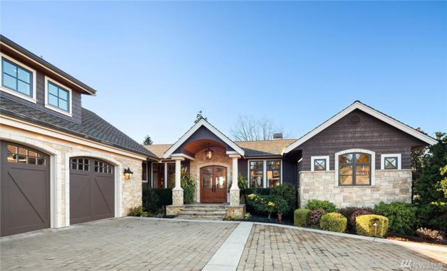 9035 NE 41st Place, Yarrow Point, WA 98004 (#1405444) :: Real Estate Solutions Group