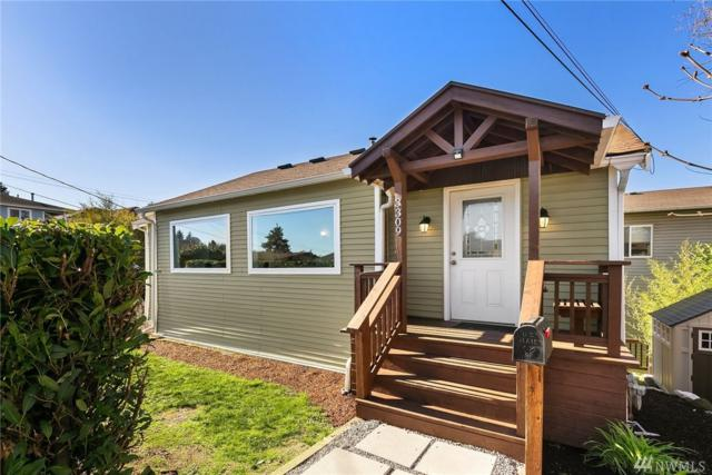 3309 23rd Ave S, Seattle, WA 98144 (#1405477) :: Homes on the Sound