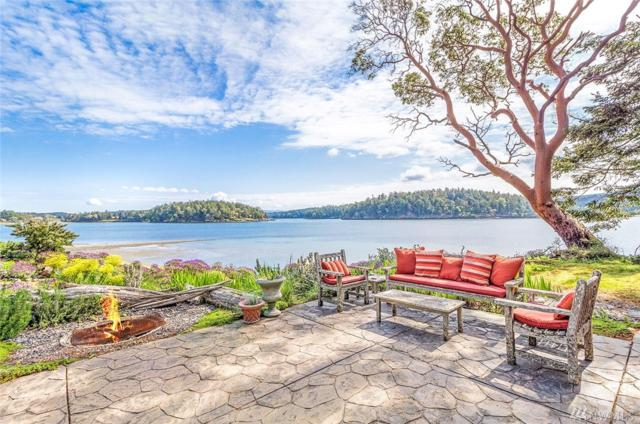 234 Little Henry, Henry Island, WA 98250 (#1405486) :: Homes on the Sound