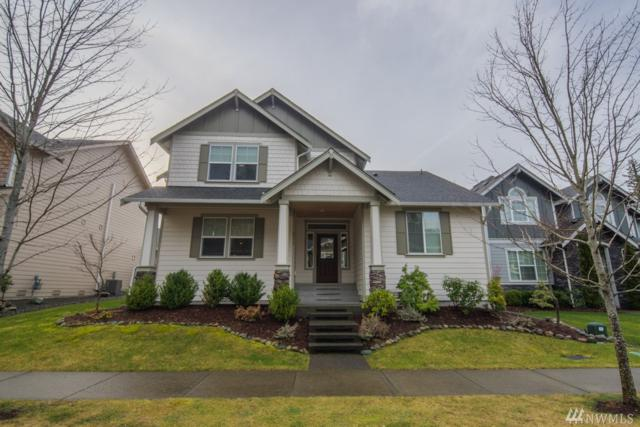 2975 SE 16th St, North Bend, WA 98045 (#1405487) :: Homes on the Sound