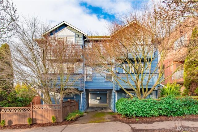 3619 Dayton Ave N, Seattle, WA 98103 (#1405566) :: Kwasi Homes