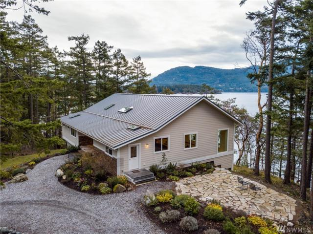 101 Judd Cove Rd, Orcas Island, WA 98245 (#1405609) :: Kimberly Gartland Group