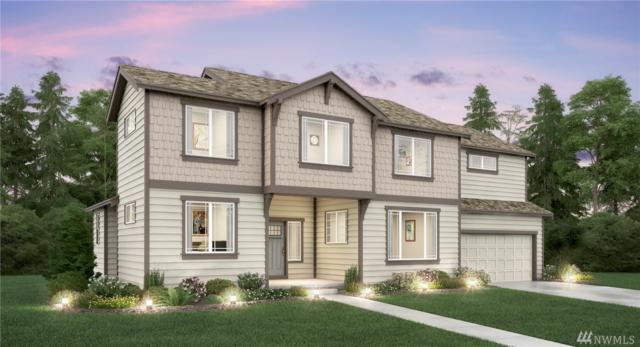 30020 62nd Place S #38, Auburn, WA 98001 (#1405635) :: Keller Williams Realty Greater Seattle