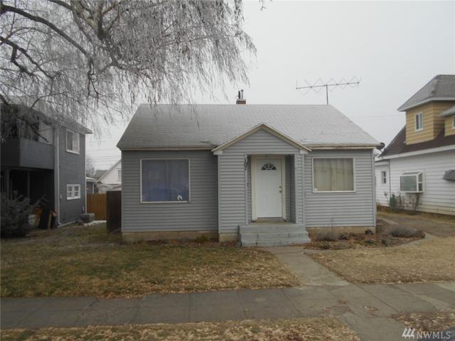 107 E 7th Ave, Ritzville, WA 99169 (#1405656) :: Ben Kinney Real Estate Team