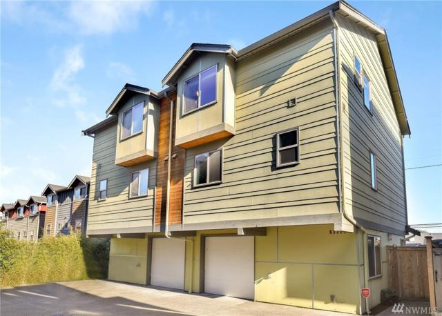 6336 34th Ave SW B, Seattle, WA 98126 (#1405658) :: KW North Seattle