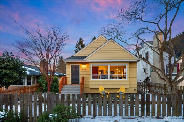8706 19th Ave NW, Seattle, WA 98117 (#1405674) :: KW North Seattle